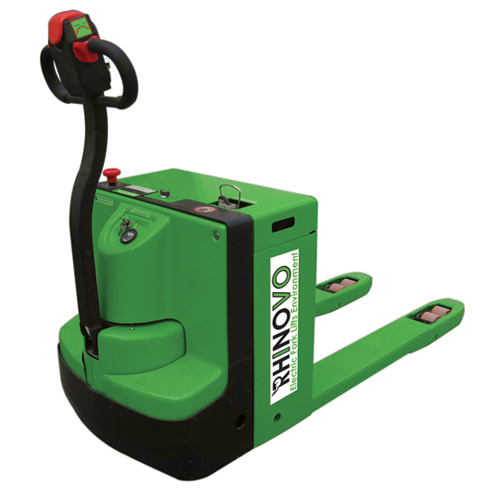 Tracked Pallet Jack: Products