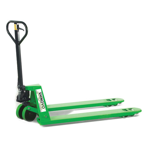 Tracked Pallet Jack: #1 Hand Pallet Truck Brand In Singapore